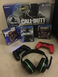 PS4 Bundle/TURTLE BEACH Laurel, 20708