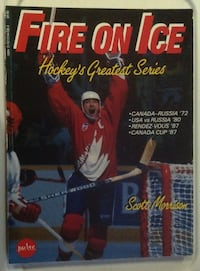 Fire on Ice book by Scott Morrison $5.00 Toronto, M1T 2E8