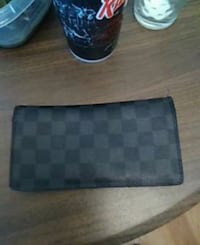 Black Louis Vuitton wallet Killeen, 76543