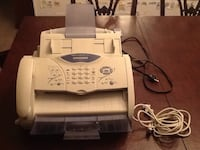 Brother intellifax laser 2800 fax and copier Irving, 75062
