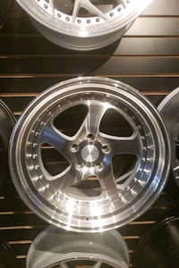 ESR wheels: no credit check/only $40 downpayment