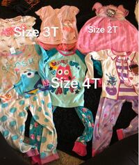 baby's assorted-color clothes lot Alexandria, 22304
