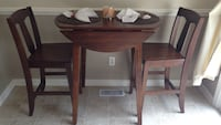 Dining Table with 2 chairs Washington, 27889
