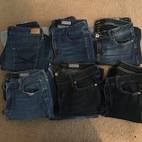 Juniors jeans  Shenandoah Junction, 25442