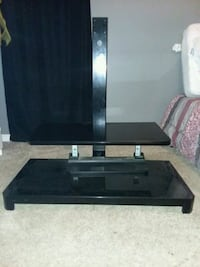 black and gray TV stand McMinnville, 37110
