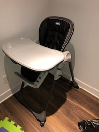 Chicco High Chair Mercier, J6R 0G7