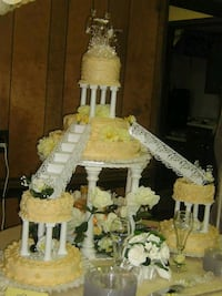 Wedding cakes Richmond