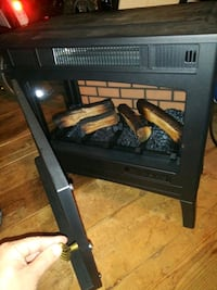 for sale my firewood electric heate brand new never used