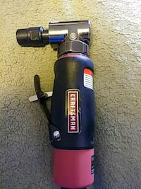 Craftsman right angle die grinder Denver, 80214