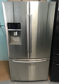 Samsung French door freezer fridge Reisterstown, 21117