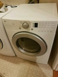 LG Gas Front Load Dryer 5yrs old
