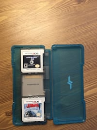 Nintendo 3ds with box oba