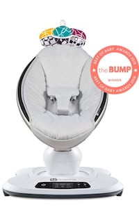 4moms Mamaroo Grey classic with plush  Vancouver, V5R 6G4