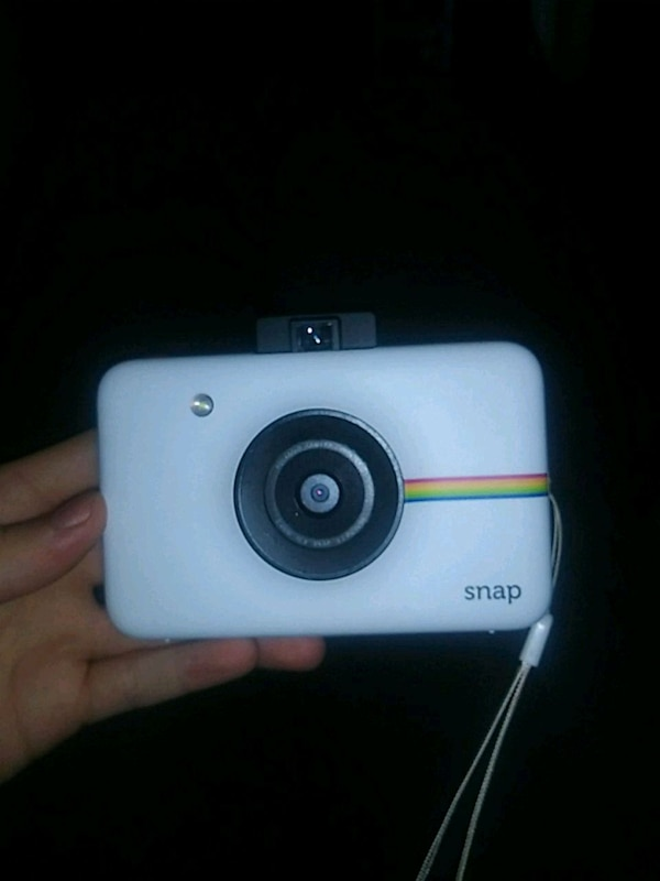 used white and black polaroid camera for sale in conyers letgo