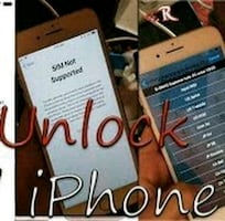 unlock iPhone today
