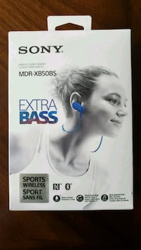 SONY Wireless Stereo Headset - New Kitchener, N2E 3T7