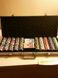 full poker set Toronto, M6E 3W1