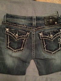 Miss Me cropped jeans Charleston, 25312