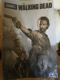 AMC The Walking Dead poster