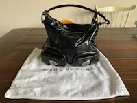 Black Marc Jacobs leather shoulder bag Chantilly, 20152