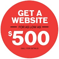 $500 Small Business Websites Belmont