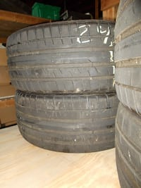 Four 245/35/21 Continental Extreme Contact tires with 60% tread  Winston-Salem