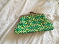Bluewater boutique green purse Romford, RM3 0SS