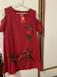 Brand new dress size M Surrey, V3W 2S1