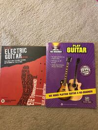 Learn guitar books Toms River, 08753