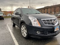 2010 Cadillac SRX Anchorage
