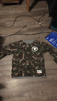 Aape by Bape reversible shirt 3716 km