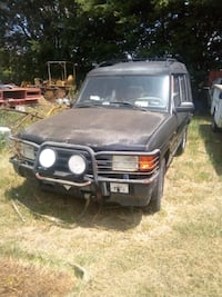 Land Rover - Discovery - 1994 Harvest