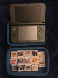 Nintendo 3DS X, 7 games, sold individually or bundled Portland, 97206