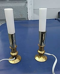 19 brass light candle withough bulb's  New Bedford, 02740