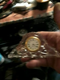 Crystal timepiece watch Norcross, 30093