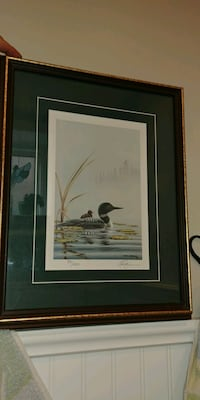 Marc Barrie Limited Edition Print Toronto, M1P