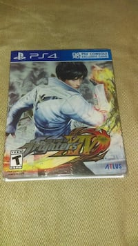 King of Fighters XIV (ps4) Detroit, 48234