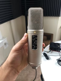Rode NT2A Microphone