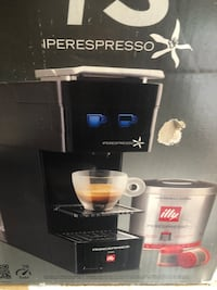 Brand new coffee and Iperespesso maker cost $150 I'm asking for $60-50 Rockville, 20851