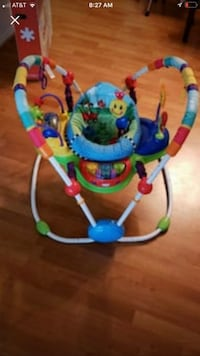 baby's multicolored jumperoo Silver Spring, 20904
