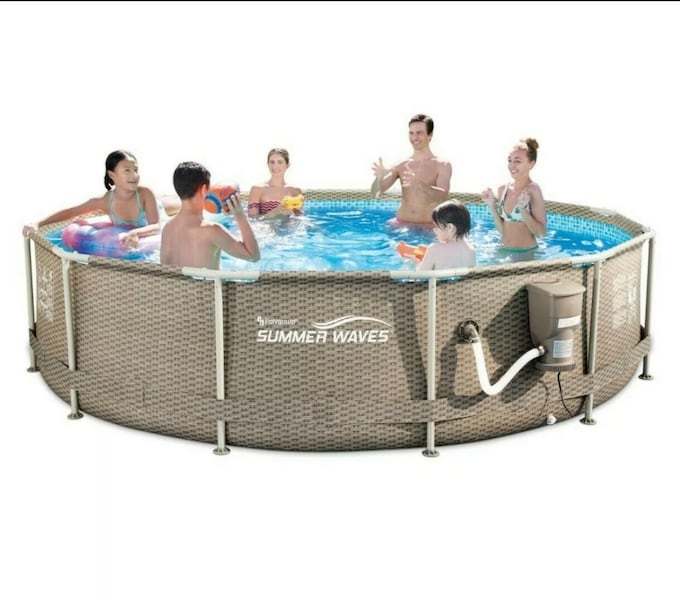 SALE Summer Pool!! Negotiable Above Ground/Inflatable Pools 591078f2-7a0c-4940-a226-6c3dc8a287d9