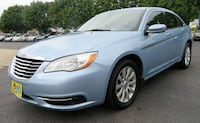 2012 Chrysler 200 Touring Whitehall, 43213