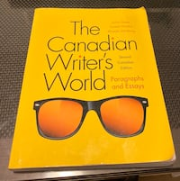 The Canadian Writer's World