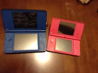 Blue DSI XL and pink DSI $40 each 3151 km