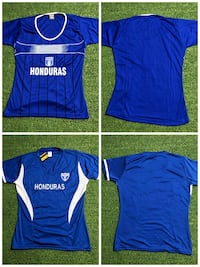 Women Honduras Soccer jersey .New. $ 10 each. Miami, 33187