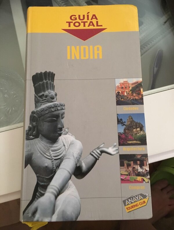 GUÍA TOTAL INDIA