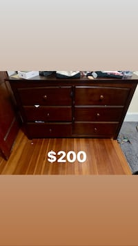 Six drawer dresser Providence, 02905