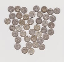 Assorted US Silver Coins