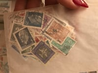 Germany antique collection of stamps lot Waterloo, N2J 3K3