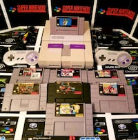 Amazing super nintendo bundle !! Chicago, 60646